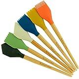 Princeton Artist Brush, Catalyst Blade Size 50, 6 Piece Set