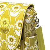 petunia pickle bottom Glazed Boxy Backpack Diaper Bag Sunlit Stockholm One Size