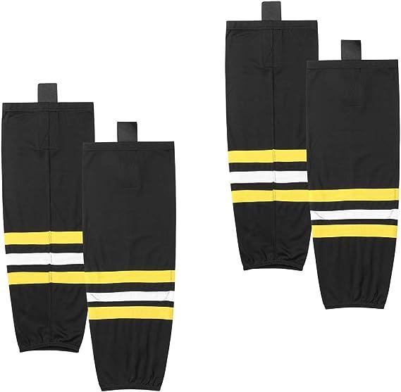 EALER HS100 Series Team Color Dry Fit Ice Hockey Socks