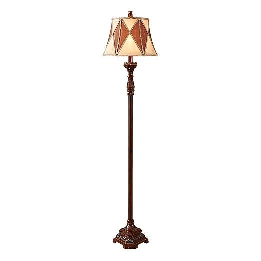 Lampara de pie Interruptor de pie Fuente de luz LED, Sala de Estar ...