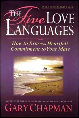 Dr gary chapman love languages