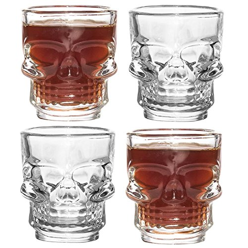 Glass globe decanter vodka whisky scotch tequila 1l ideal Unusual drinking glasses uk