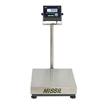 Báscula Industrial Gram mod. Missil F2-150 (150 kg x 20 g)