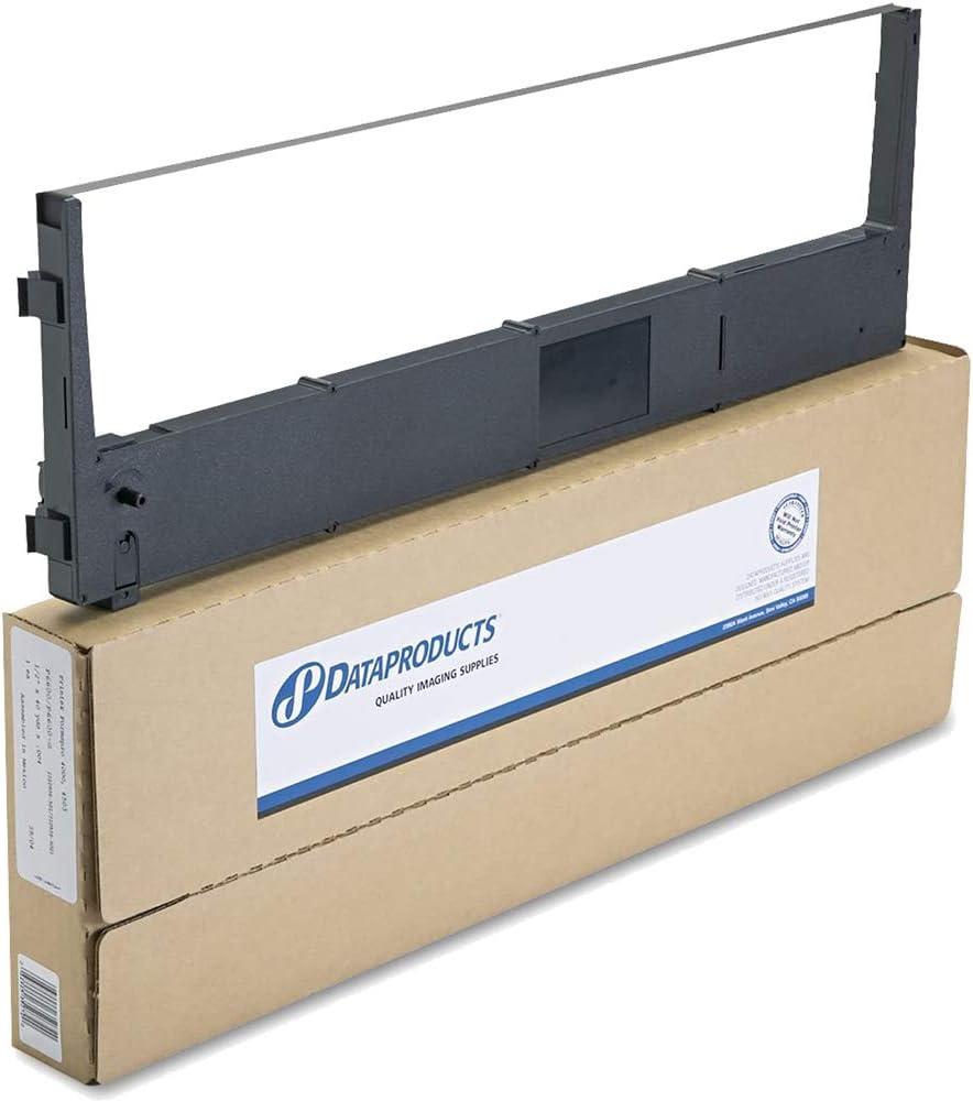 Dataproducts P6600 Compatible Ribbon - Compatible Printek Formspro 4000 4500 Magnet Black Ribbon (OEM# 90316)