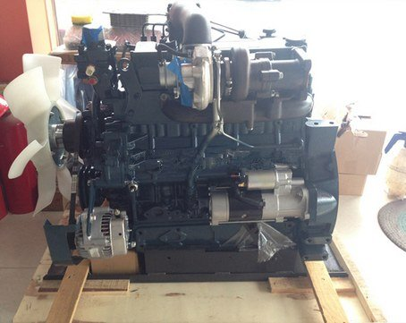 GOWE complete engine assembly For kubota diesel engine V3800 DI complete engine assembly: