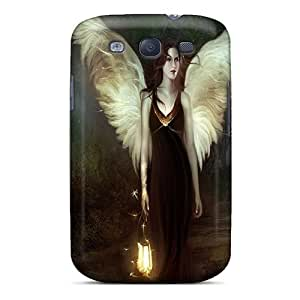 Durable Defender For Case Iphone 6Plus 5.5inch Cover PC Cover(angel)