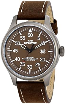 Timex Men's T498749J Military Field Watch
