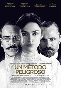 Un Metodo Peligroso [Blu-ray]