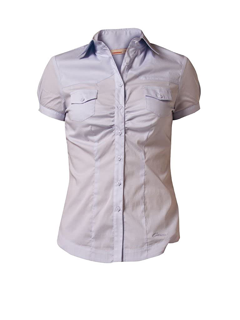 Carrera Jeans - Camisa 251 para Mujer, Estilo clásico, Tejido ...