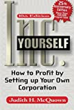 Inc. Yourself, Judith H. McQuown, 156414741X