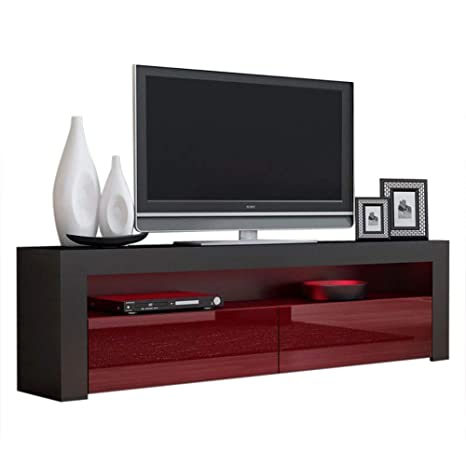 Amazon.com: Meble Furniture & Rugs Milano Classic Modern TV ...