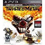 Sony Playstation Twisted Metal Ps3