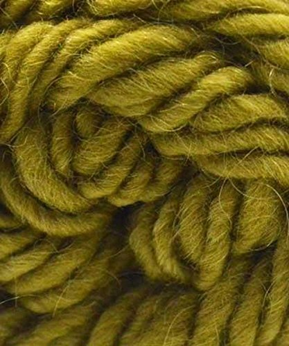 Brown Sheep - Lambs Pride Worsted Knitting Yarn - Fresh Moss (# 171) (Moss Sheep)