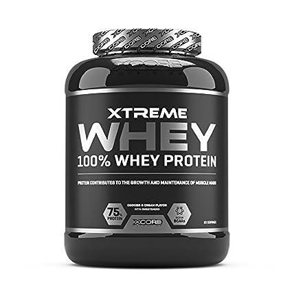 Xcore Nutrition Xtreme Whey Protein SS, Piña - 2000 gr