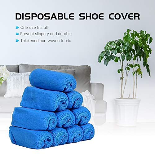 bretoes-Disposable-Shoe-Covers-100-Pack-50-Pairs-Non-Slip-Durable-Indoor-Hygiene-Shoes-and-Boot-Covers-for-Medical-Construction-Workplace-Carpet-Floor-Protection-Overshoes-Blue