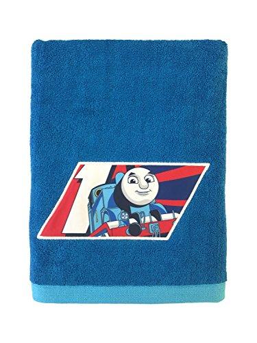 Thomas The Tank Engine Color Block Cotton Bath Towel