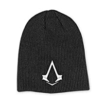JACK OF ALL TRADES Assassin's Creed Syndicate Logo Knit Toque