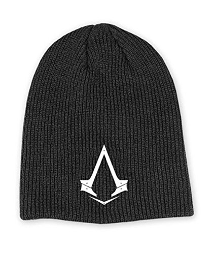 JACK OF ALL TRADES Assassin's Creed Syndicate Logo Knit (Assassin's Creed China Costume)