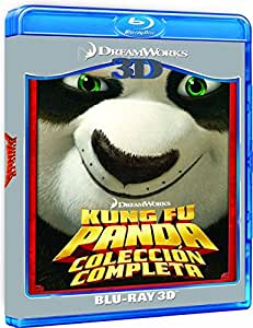 Pack Kung Fu Panda + Kung Fu Panda 2 (Bd 3D) [Blu-ray]
