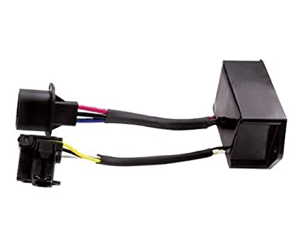 amazon com: jw speaker single led anti flicker for led headlight jeep  wrangler jk 07-14: automotive