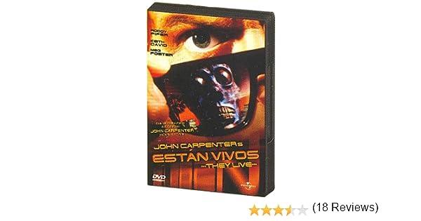 Están vivos [DVD]: Amazon.es: Roddy Piper, Keith David, Meg ...
