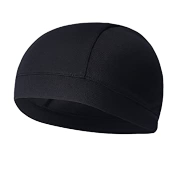 7a343ec39ae ITODA Cycling Cap Thermal Skull Cap Headwear Wind Proof Under Helmet Hat  Stretchable Quickly Dry Cap