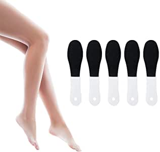 5 Pack Foot Feet Pedicure Rasp File, Foot Hard Skin Remover Pedicure Foot File Callus Feet Care for Wet and Dry Cracked Feet Smoother Pedicure Tool