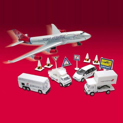 Virgin Atlantic Airport Playset