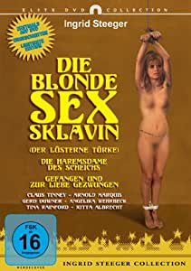 Die Blonde Sex-Sklavin [Alemania] [DVD]