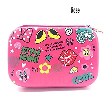 Amazon.com : | Pencil Cases | Pencil Case Flamingo Estojo ...