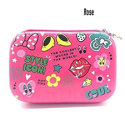 Amazon.com : | Pencil Cases | Pencil Case Flamingo Estojo ...
