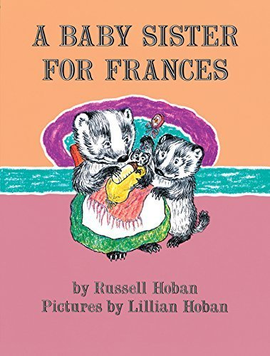 A Baby Sister for Frances (I Can Read Level 2) by Russell Hoban (2011-10-04)