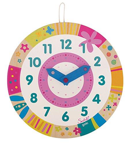 Goki ''Susibelle Kollektion'' Learning Clock by Goki