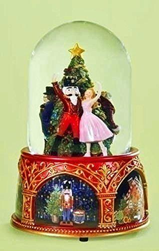 Christmas Snow Globe - Nutcracker Suite Musical Snowglobe - Waterglobe - Christmas Decorations
