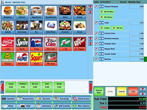 ZeusPOS Software For Restaurant - Fast Food - Retail (Software Restaurant compare prices)
