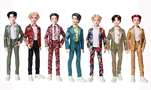 BTS Idol Core Fashion Doll, Bangtan Boys