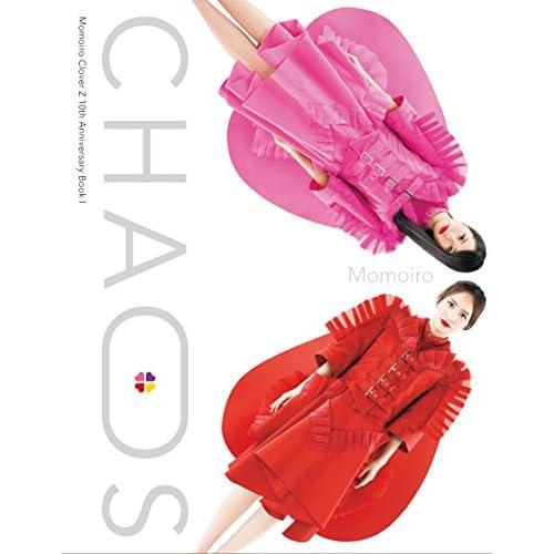 Momoiro Clover Z Book I CHAOS 表紙画像