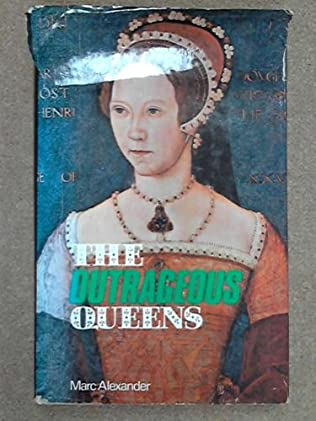 book cover of The Outrageous Queens