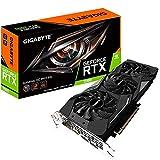 Gigabyte GeForce RTX 2060 Gaming OC Pro 6G, 3 Ventiladores Windforce, 6 GB 192 bits GDDR6, GV-N2060GAMINGOC PRO-6GD Tarjeta de vídeo, GV-N2060GAMINGOC PRO-6GD REV2.0.