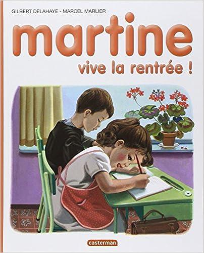 Téléchargement Martine : Vive la rentrée ! pdf, epub