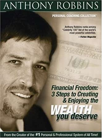 Anthony Robbins - Financial Freedom [MP4][PDF][MP3]