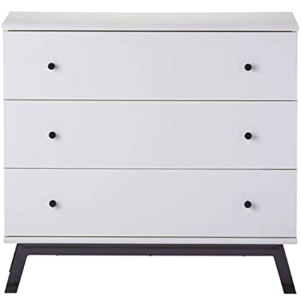 Amazoncom Efd 3 Chest Drawer White Kids Bedroom Furniture