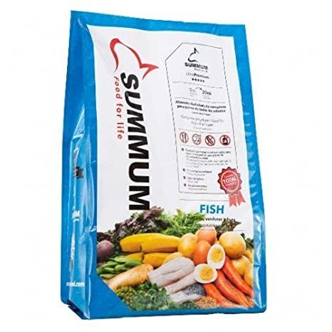 Summum - Fish, Formato P/Kg - 10 Kg.: Amazon.es: Productos para ...