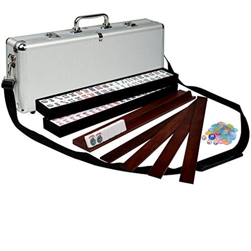 American Mahjong (Mah Jongg, Mahjongg) 166 Tiles All-in-O...