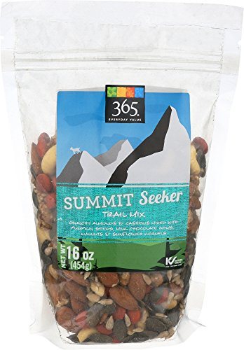 - 365 Everyday Value, Summit Seeker Trail Mix, 16 Ounce