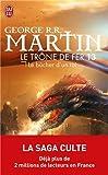 """Afficher """"Le trône de fer n° 13 Le bûcher d'un roi"""""""