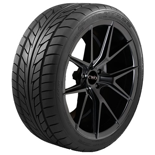 Nitto NT555 Extreme ZR Racing Tire 275/35ZR19 100W