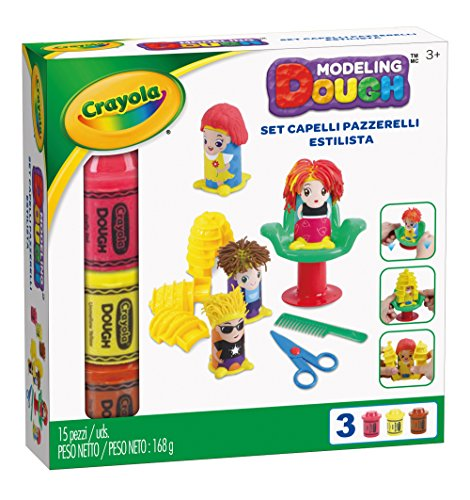 Crayola Hair Stylist Large Playset
