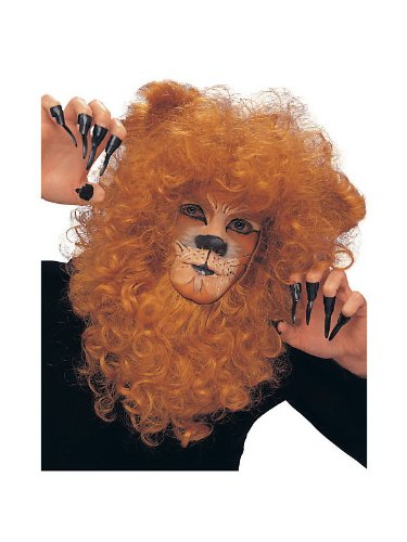 Rubie's Costume Co LION MANE HAIR PIECE,Standard,One ()