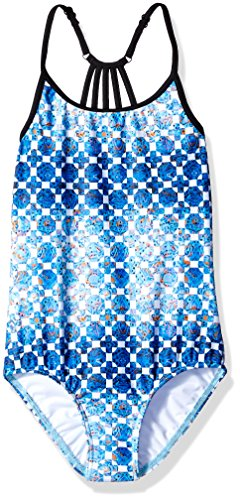 Seafolly Girls' Big Girls' Aqua Fit Tank